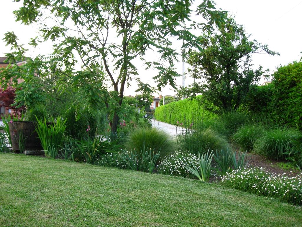 Per orto e frutteto non è mai un limite alla bellezza di un giardino